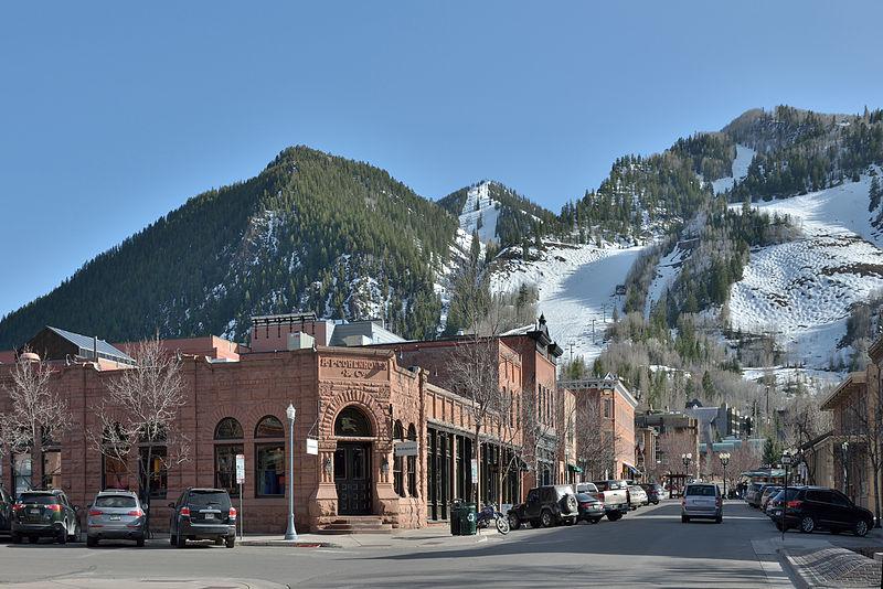 Aspen south galena street
